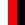 Bianco / Rosso / Nero