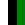 Bianco / Nero / Verde