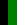 Nero / Verde / Bianco