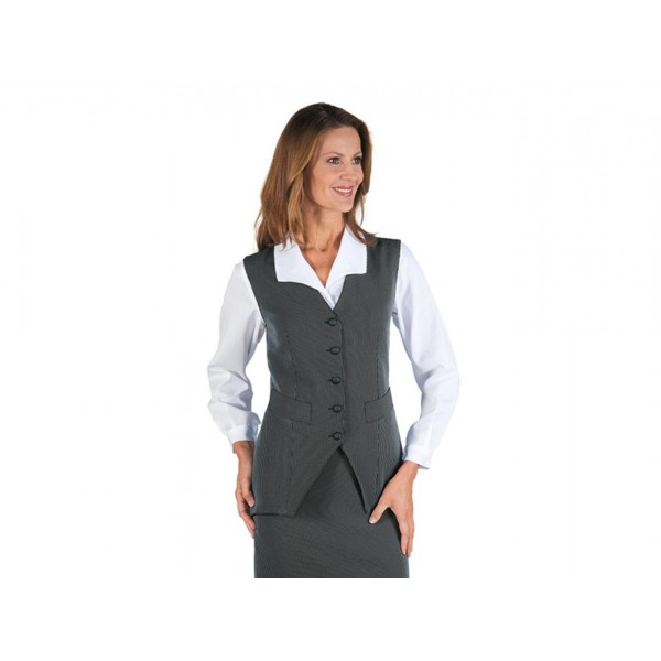 GILET DONNA ISACCO