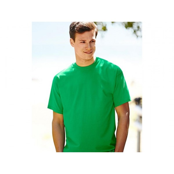 T-SHIRT UOMO VALUEWEIGHT MANICA CORTA FRUIT OF THE LOOM