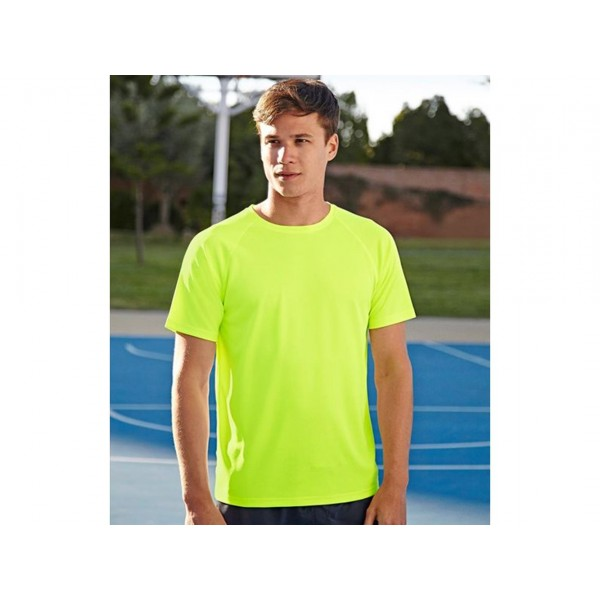 T-SHIRT UOMO PERFORMANCE T FRUIT OF THE LOOM