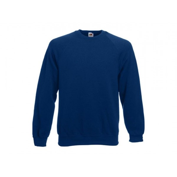 FELPA UOMO RAGLAN FRUIT OF THE LOOM
