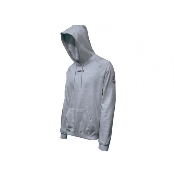 FELPA UOMO FREE TIME MACRON CENTRAL SWEATSHIRT