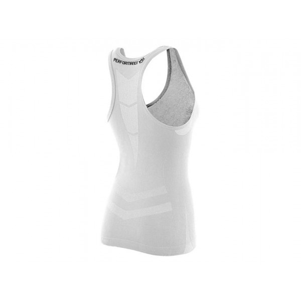 CANOTTA UNDERWEAR PERFORMANCE++ WOMAN COMPRESSION SINGLET MACRON