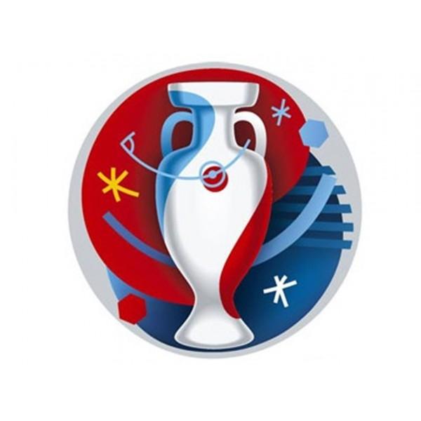 PATCH EURO 2016 - EUROPEI UEFA FRANCIA 2016 - TOPPA TERMOADESIVA