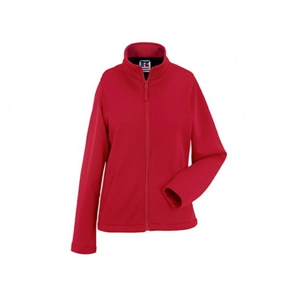 GIUBBOTTO DONNA SMART SOFTSHELL RUSSELL