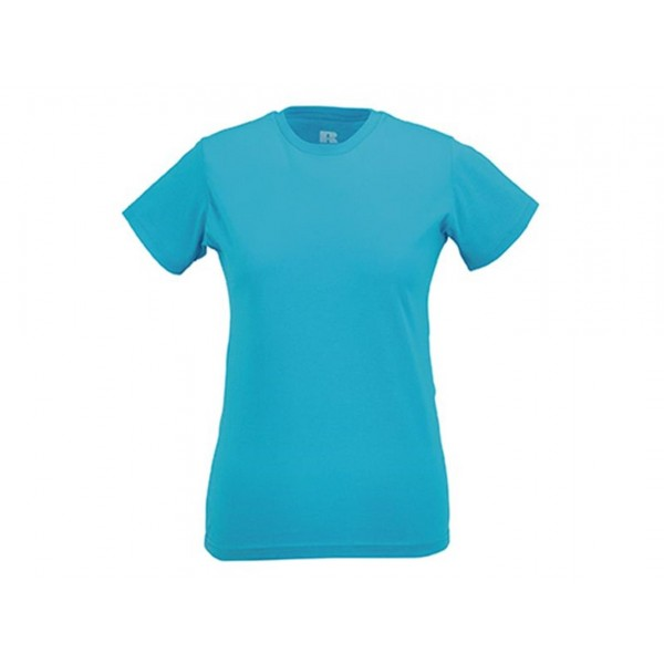 T-SHIRT DONNA SLIM T RUSSELL