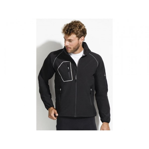 GIACCA UOMO SOFTSHELL PERFORMANCE RAPID MEN SOL'S