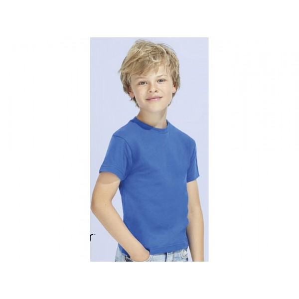 T-SHIRT BAMBINO REGENT FIT KIDS SOL'S