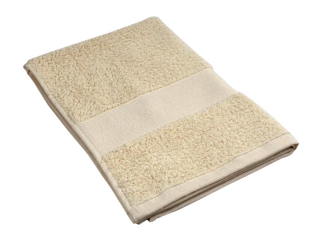asciugamano ospite in spugna