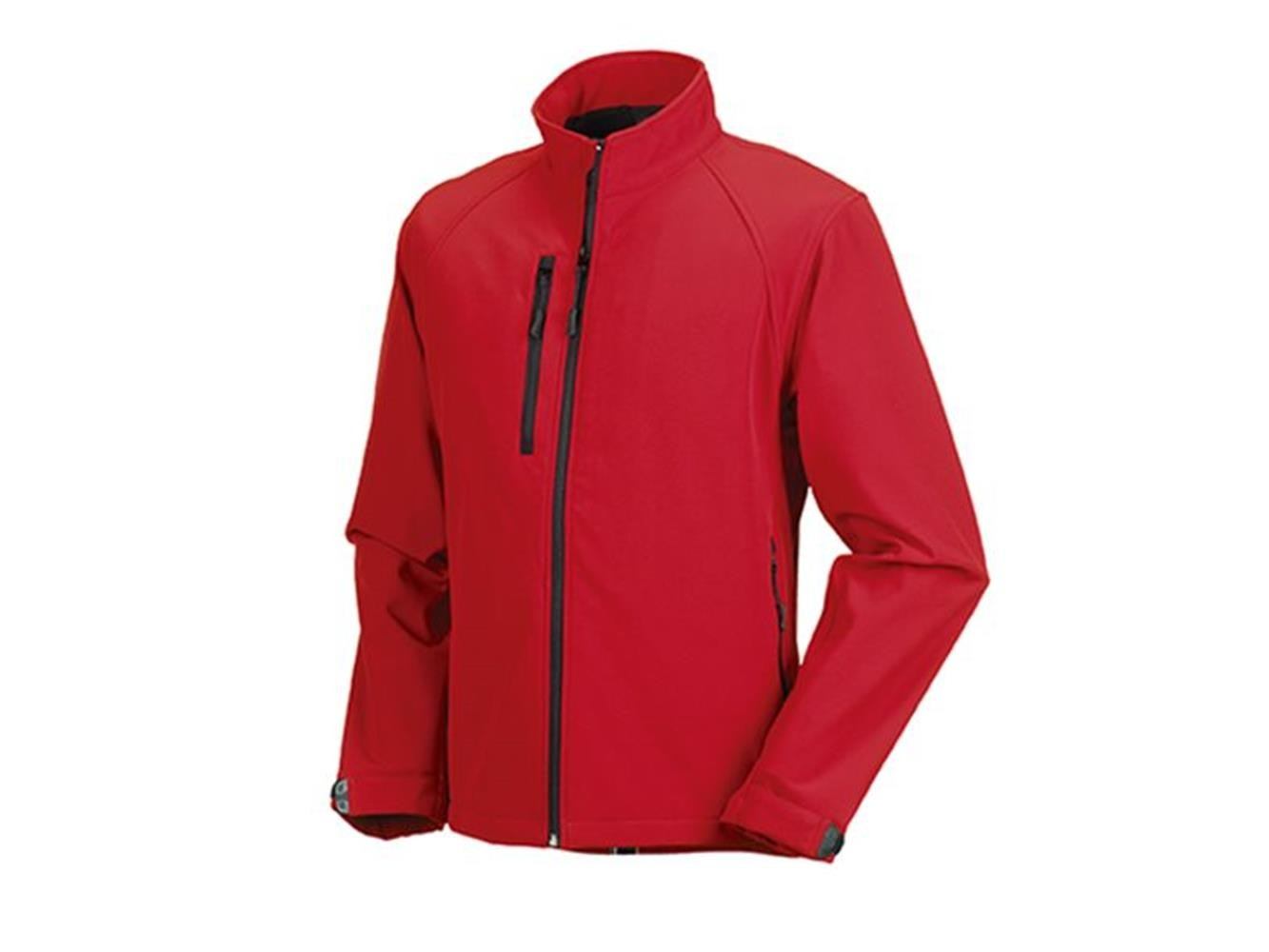 Russel Europe Uomo Softshell Giacca