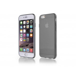 CUSTODIA COVER IN SILICONE PER APPLE IPHONE 6 PLUS - PELLICOLA IN OMAGGIO