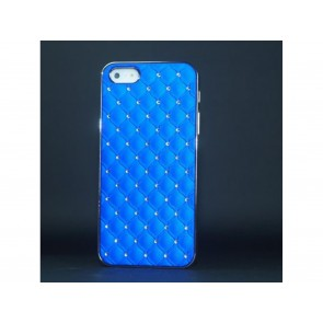 COVER CON BRILLANTINI PER APPLE IPHONE 4 4S - PELLICOLA IN OMAGGIO