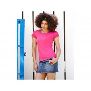 T-SHIRT DONNA VALUEWEIGHT FRUIT OF THE LOOM