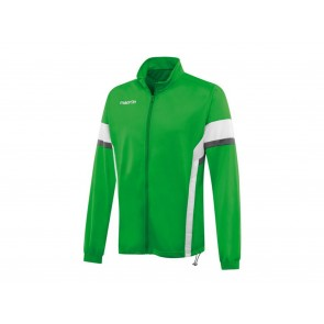 FELPA VICTORY FULL ZIP TOP  MACRON
