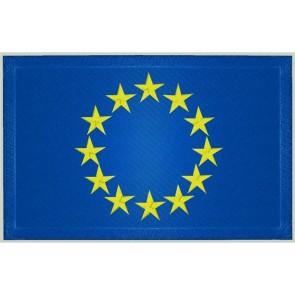 PATCH BANDIERA EUROPA - TOPPA TERMOADESIVA