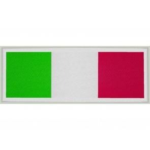 PATCH BANDIERA ITALIA - TOPPA CON VELCRO MASCHIO