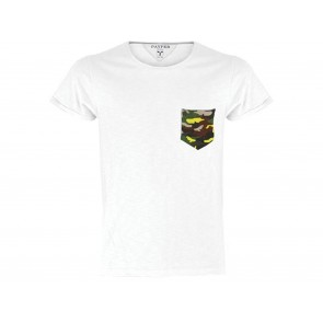 T-SHIRT UOMO DISCOVERY POCKET PAYPER