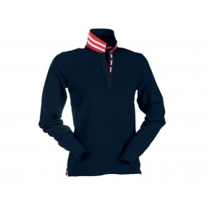 POLO DONNA REVERSE LONG PAYPER
