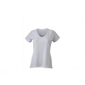 T-SHIRT DONNA MANICA CORTA JAMES & NICHOLSON