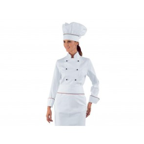 GIACCA CHEF DONNA LADY ITALY ISACCO