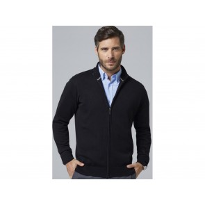 CARDIGAN UOMO CON ZIP GORDON MEN SOL'S