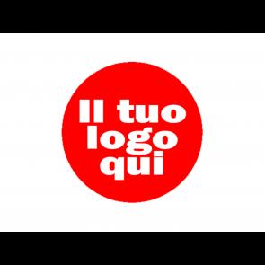PATCH PERSONALIZZATA CON IL TUO LOGO - PACK 6 PEZZI - TOPPA TERMOADESIVA