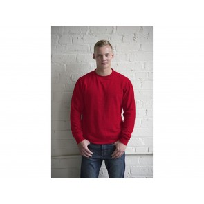 FELPA UOMO HEATHER SWEAT JUST HOODS