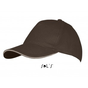 CAPPELLINO ADULTO 5 PANNELLI LONG BEACH SOL'S