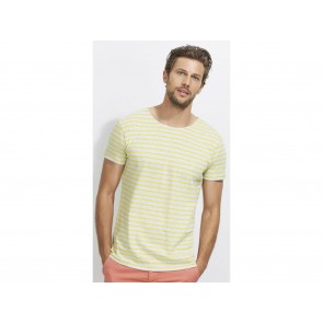 T-SHIRT RIGATA MILES MEN SOL'S
