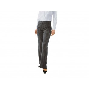 PANTALONE DONNA A RIGHE TRENDY ISACCO