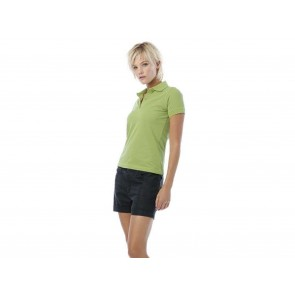 POLO DONNA SAFRAN PURE B&C COLLECTION