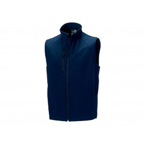 GILET UOMO SOFTSHELL RUSSELL