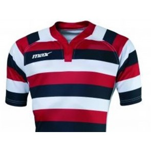 T-SHIRT RUGBY MANICA CORTA PO MAX