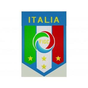 PATCH SCUDETTO ITALIA - TOPPA TERMOADESIVA