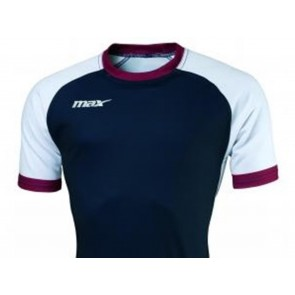 T-SHIRT RUGBY MANICA CORTA TEVERE MAX