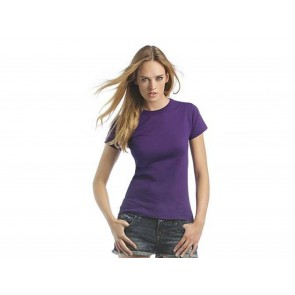 T-SHIRT DONNA EXACT ADERENTE B&C COLLECTION