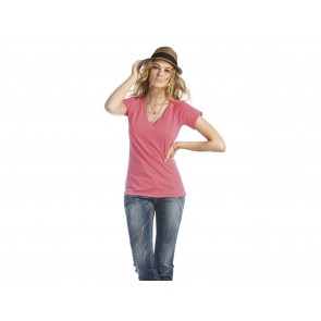 T-SHIRT DONNA BLONDIE CLASSIC B&C COLLECTION