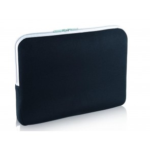 "CUSTODIA PER NOTEBOOK FINO A 15"" CON ZIP"